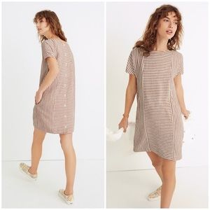 Madewell Stripe Play Dress
